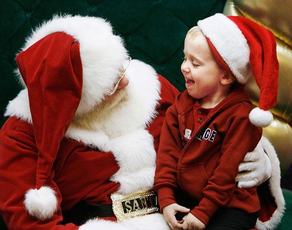 Esiste Babbo Natale Si O No.Babbo Natale Non Esiste Nessun Dorme