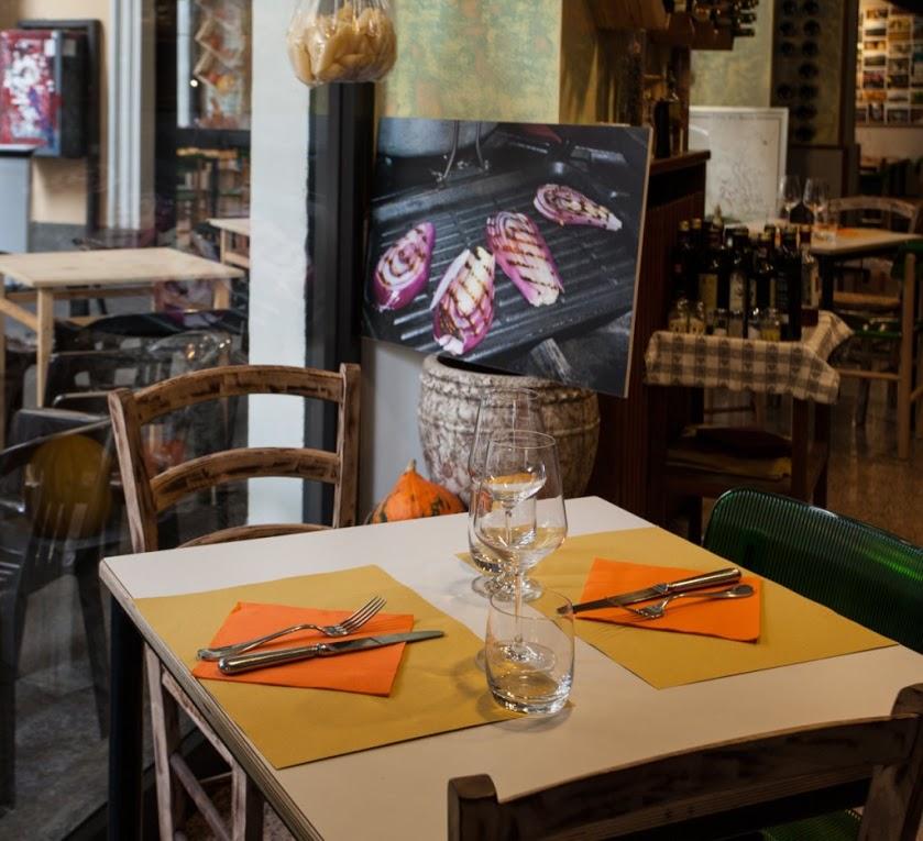 Crudo osteria contemporanea Torino