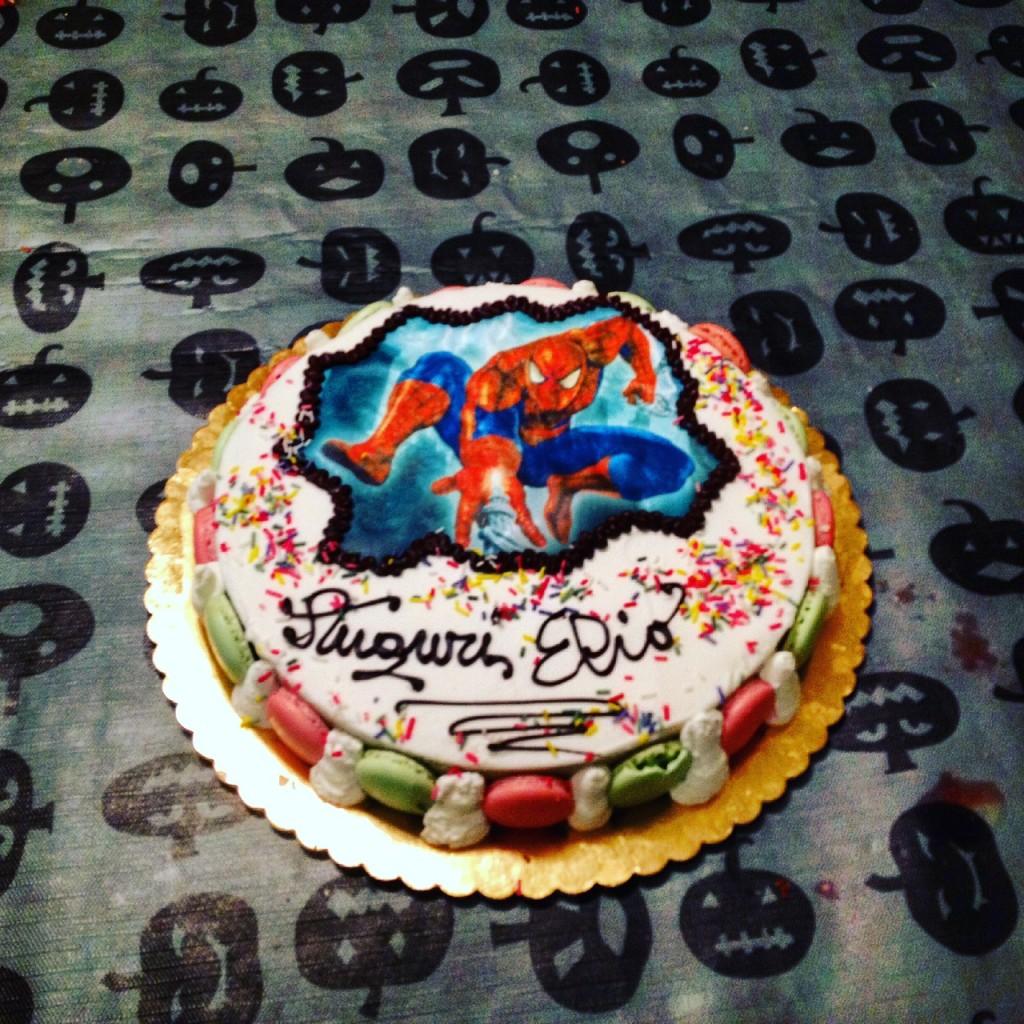 Nessun Dorme Torta di Compleanno a Rimini