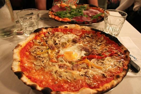 3 ristoranti a roma dove mangiare tipico romano nessun dorme for Mangiare tipico a roma