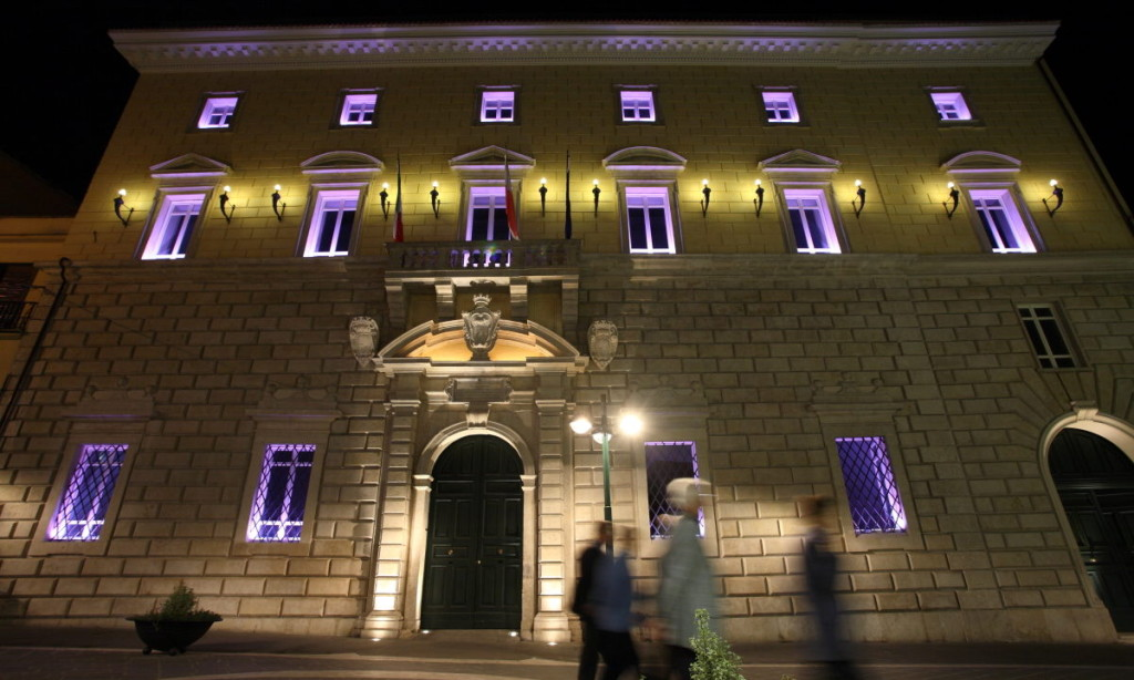 Palazzo Paolo V - Benevento