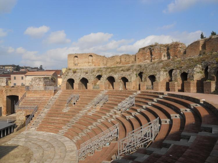 Teatro Romano - Benevento